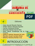 Revista Gastronomia e Guastatoya