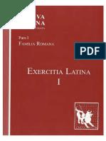 Lingua Latina Per Se Illustrata Pars i Exercitia Latina i 150907013807 Lva1 App6892 Text