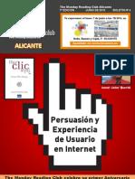 The Monday Reading Club Alicante · Boletín nº 4 · Junio de 2010