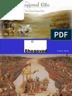 O Bhagavad Gita Simplificado PPS