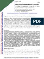 MulliteMolybdenum Composites Key