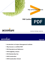 PMP Certification – Know It All