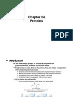 Pemekatan Pemurnian analisa Protein