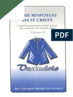 Série Respostas da Fé Cristã Vol. 2 - Vestuário - Salvador M. da Fonsêca.pdf