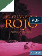 El Cuaderno Rojo - Arantxa Urretabizkaia