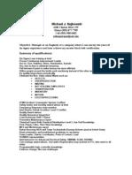 Jobswire.com Resume of johnquerque