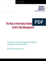 IEs and Net Centricity