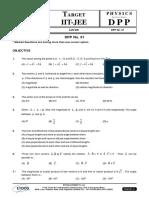 DPP Vectors AJN Sir-2917
