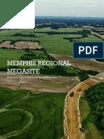 Memphis Regional Megasite economic impact