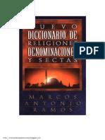 Nuevo Diccionarios de Religiones y Denominaciones por Marco Antonio Ramos.pdf