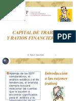 5.M Capital de Trabajo y Ratios Financieros