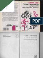 CULTURA Y COMUNICACIÓN LA LÓGICA DE LOS SÍMBOLOS -EDMUND LEACH.pdf