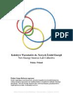 Nowa, Czysta, Bezpaliwowa, Darmowa, Wolna Energia