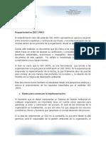Requerimientos ISO 14001