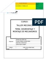 Roscado Manual Lab 8 Teller Mecanico