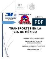 Transportes de la CD. de Mexico.docx