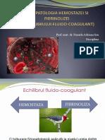 Fiziopatologia-hemostazei
