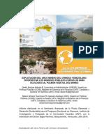 Informe de La Explotación de Arco Minero Del Orinoco Venezolano