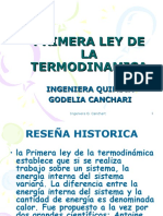I  LEY DE LA TERMODINAMICA.pps