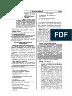 Ley 30202 Vraem Contratado