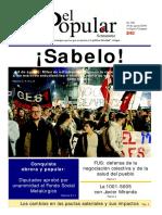 El Popular 360 Órgano de Prensa Oficial del Partido Comunista de Uruguay