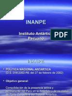 Importancia de La Antártida Para El Perú