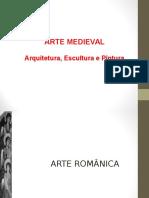 Idade Media Romanico e Gotico
