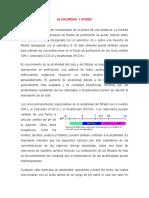 Alcalinidad y Acidez en Fluidos de Perfo