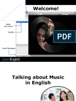 Talking About Music in English (#0470)