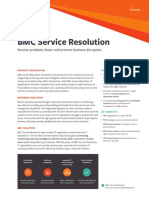 BMC Service Resolution Datasheet 463419