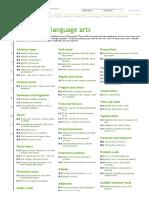 IXL - First Grade Language Arts Practic