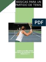 Tenis Daniela