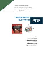 El Transformador Eléctrico