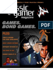 Classic Gamer Magazine Volume 2, Issue 2
