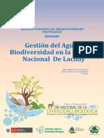 Gestión Del Agua y Biodiversidad en La Reserva Nacional de Lachay.docx