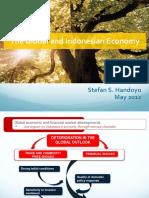 The Global and Indonesian Economy, Stefan S. Handoyo, May 2012