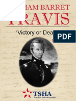 William Barret Travis, Victory or Death
