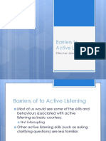 Effective Listening 5