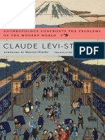Claude Lévi-Strauss, Jane Marie Todd, Maurice Olender-Anthropology Confronts the Problems of the Modern World-Belknap Press (2013)