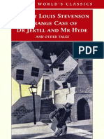 Robert Louis Stevenson-Strange Case of Dr Jekyll and Mr Hyde and Other Tales (Oxford World's Classics)