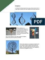 Project02 Wind Sculpture