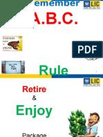 Retire & Enjoy FEB 2016