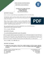 Subiect Oje Xi Sectiunea-A