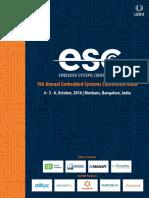 ESC - Brochure