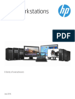 HP ZWorkstations Datasheet(New)