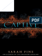 Captive_ a Guard's Tale From Malachi's Perspective - Sarah Fine