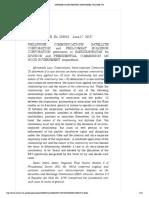 PHILCOMSAT v. PCGG