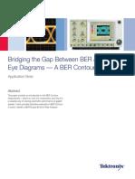 Bridging the Gap Between BER and Eye Diagrams