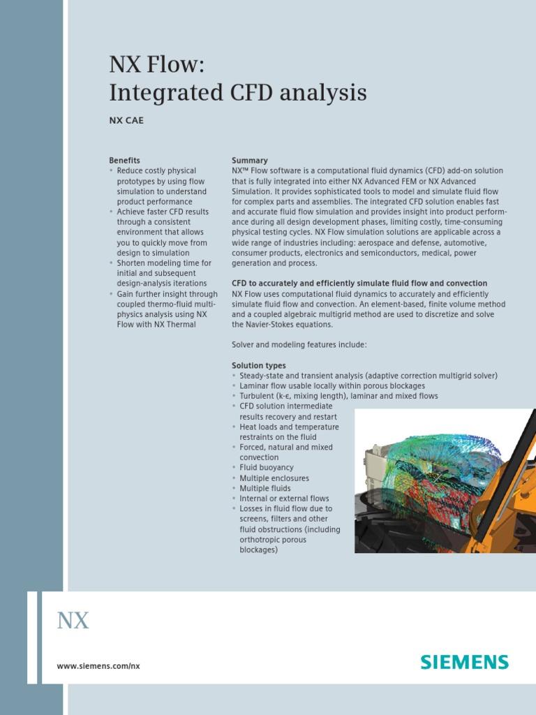 2b46770eadf Fact Sheet | Computational Fluid Dynamics | Fluid Dynamics