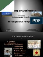 Sharing Experiences JAPAN Biben